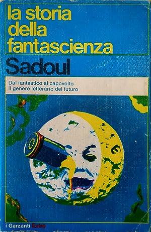 Storia della fantascienza: Jacques Sadoul