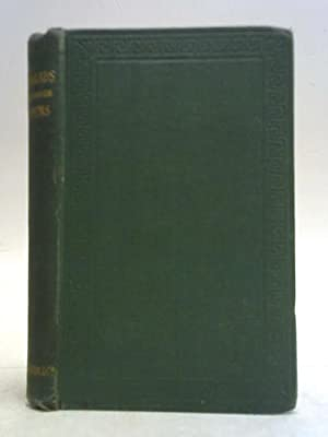 Ballads and other poems.: Alfred Tennyson