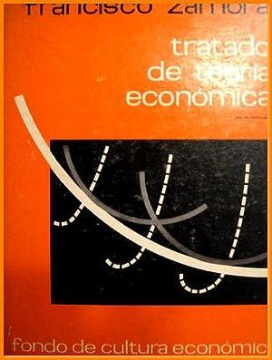 francisco zamora tratado de teoria economica Ed.: Zamora