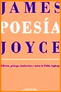 Libro poesia james joyce cue: James Joyce