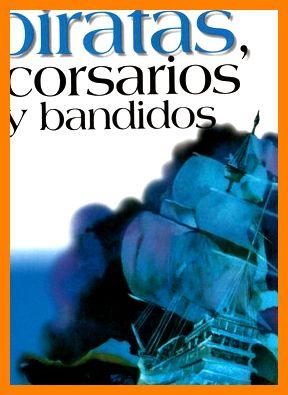 Libro cuentos de piratas corsarios y bandidos: Vv. Aa.