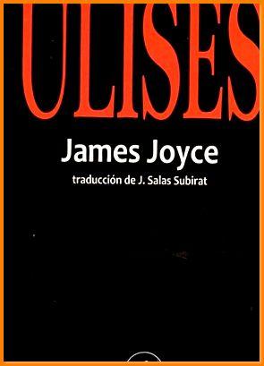 Libro james joyce ulises ediciones centauro nuevos: James Joyce