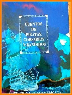 Libro cuentos de piratas corsarios y bandidos: Varios