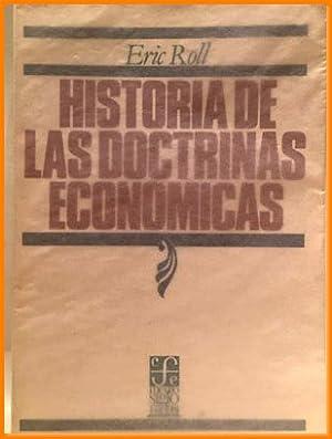 Libro historia de las doctrinas economicas eric: Eric Roll