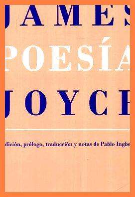 Libro james joyce poesia edicion bilingue: James Joyce
