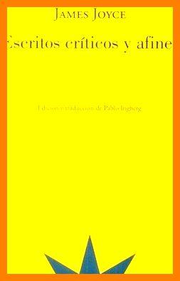 escritos criticos y afines james joyce Ed.: James Joyce