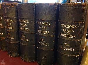 Wilson's Tales of the Borders: John Mackay Wilson
