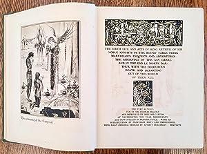 Le Morte d'Arthur.: BEARDSLEY. MALORY Sir