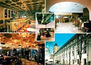 Postkarte Carte Postale 73655814 Budapest Hotel Corner