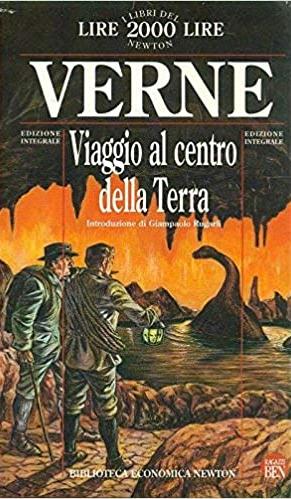 Viaggio al centro della Terra: Verne Jules