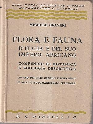 Flora e fauna d'Italia e del suo: Craveri, Michele