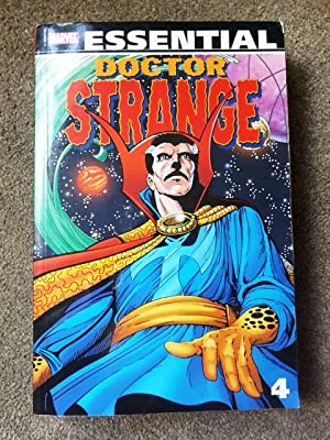 Essential Doctor Strange Volume 4