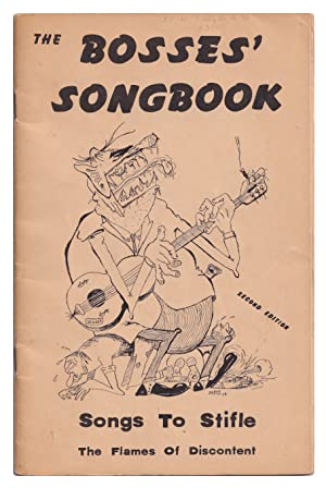 The Bosses' Songbook: Songs to Stifle the: Ronk Dave Van