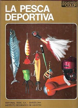 PESCA DEPORTIVA - LA: VARIOS