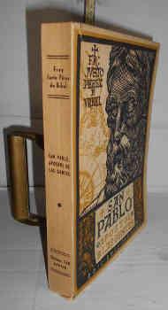Imagen del vendedor de SAN PABLO. Apostol de Gentes, por. 4ª edición. Prólogo del autor a la venta por MIMO Libros