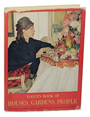 Vogue's Book of Houses, Gardens, People: HORST and Valentine