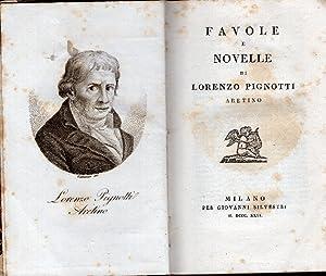 Favole e novelle di Lorenzo Pignotti aretino: Lorenzo Pignotti