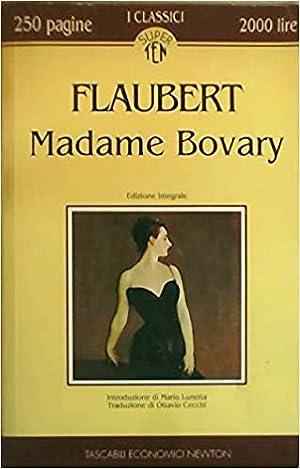 Bild des Verkäufers für Madame Bovary zum Verkauf von Libro Co. Italia Srl