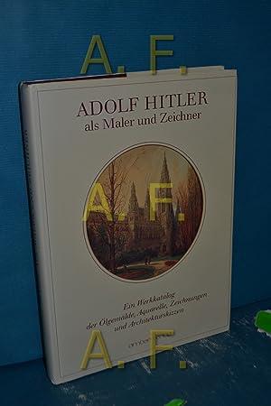 Adolf Hitler als Maler und Zeichner : Price, Billy F.