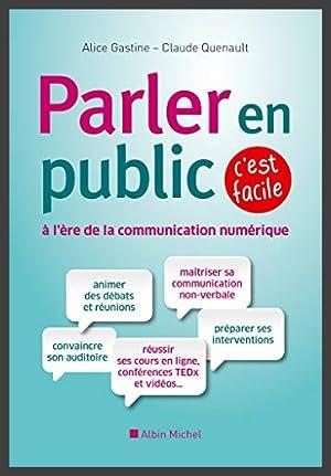 Parler en public, c'est facile ! :