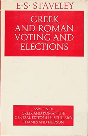Greek and Roman voting and elections.