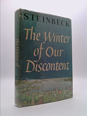 VINTAGE 1961 WINTER OF OUR DISCONTENT BY: John Steinbeck