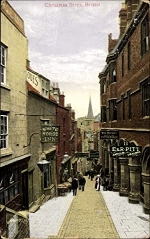 Ansichtskarte / Postkarte Bristol South West England,