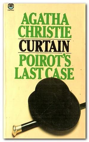 Curtain Poirot's Last Case: Christie, Agatha