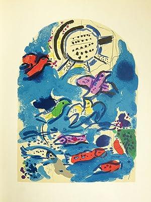 THE JERUSALEM WINDOWS: Chagall, Marc; Jean
