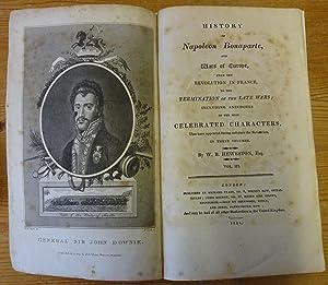 History of Napoleon Bonaparte, and wars of: W. B. Heweston.