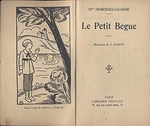 Le petit bègue.: DESBORDES-VALMORE (Madame)