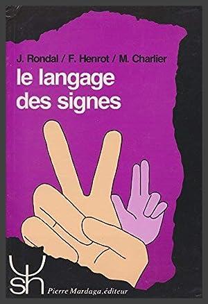 Langage des Signes (le) 155