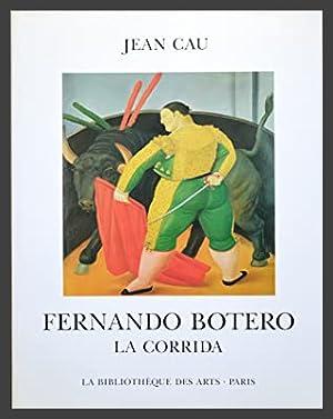 Fernando Botero - la Corrida
