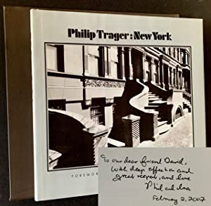 Philip Trager: New York (The Signed/Limited, in Slipcase)