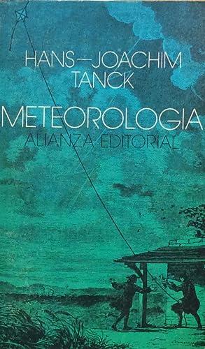 Meteorología: Hans-Joachim Tanck