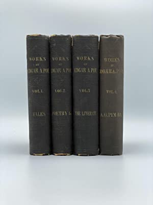 The Works of the Late Edgar Allen: POE, Edgar Allan
