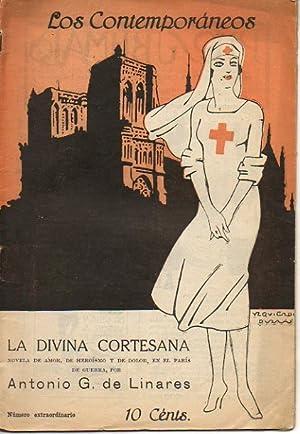 LA DIVINA CORTESANA.: G. DE LINARES,