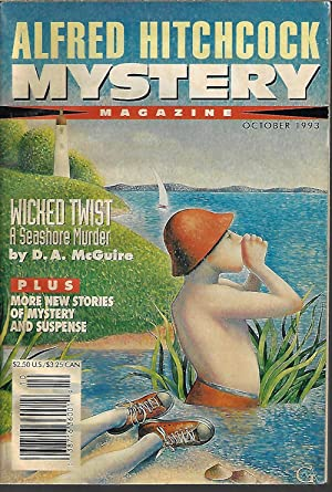 ALFRED HITCHCOCK Mystery Magazine: October, Oct. 1993: Alfred Hitchcock Mystery
