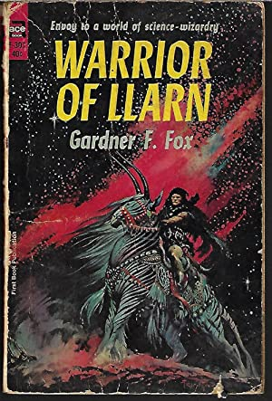 WARRIOR OF LLARN