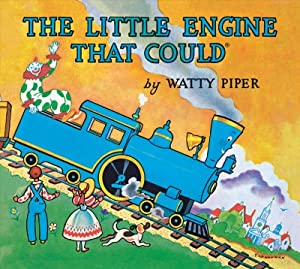The Little Engine That Could: A Mini: Piper, Watty