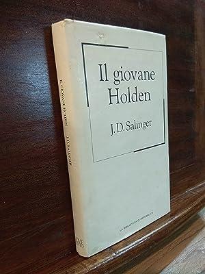 Il giovane Holden: J.D.Salinger