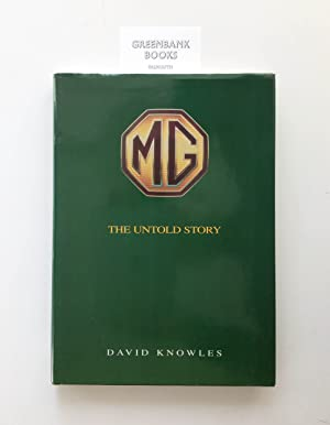 MG The Untold Story: David Knowles