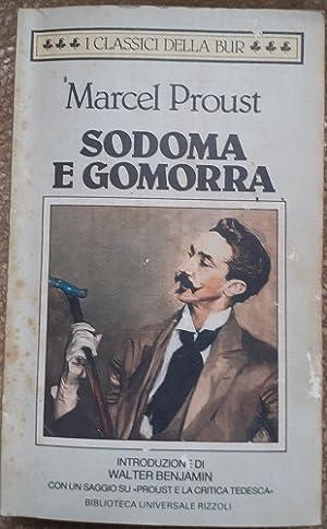 SODOMA E GOMORRA,: PROUST MARCEL