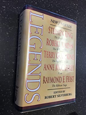 LEGENDS: SHORT NOVELS BY THE MASTERS OF: Silverberg, Robert [editor];