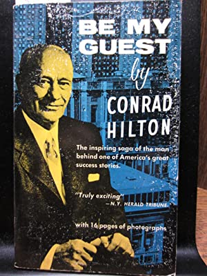 BE MY GUEST: Hilton, Conrad