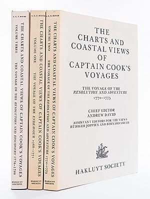 The Charts and Coastal Views of Captain: COOK, James] DAVID,