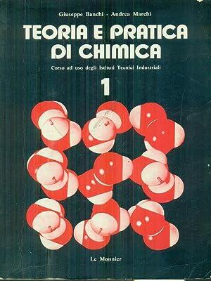 Immagine del venditore per Teoria e pratica di chimica 1 venduto da Librodifaccia