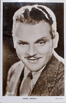 James Cagney.