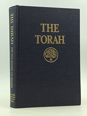 THE TORAH, THE FIVE BOOKS OF MOSES: