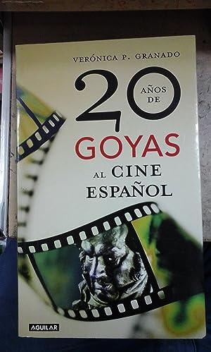 20 AÑOS DE GOYAS AL CINE ESPAÑOL: Verónica P. Granado